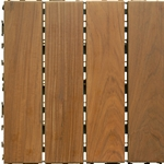 Swiftdeck Ipe Wood Deck Tiles -